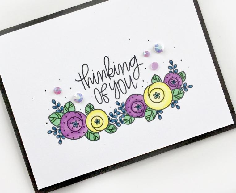 Envelope Mail Art, The Ink Blot Shop, Bee Friends, Pretty Pink Posh